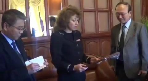 Una ciudad de Ecuador nombra como ciudadano honorífico a Kim Jong-un