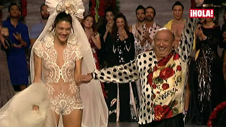 Fashion Week Madrid primavera-verano 2016: Francis Montesinos