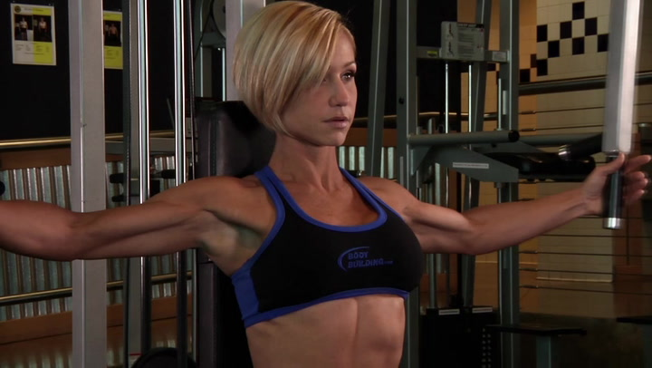 Butterfly - Chest Exercise - Bodybuilding.com