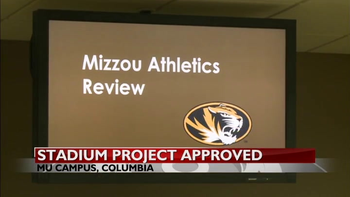 Board of Curators unanimously approves Memorial Stadium expansion