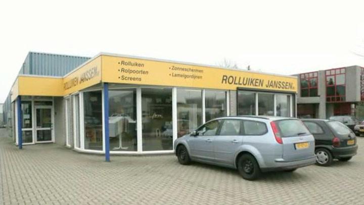 Janssen Rolluiken BV - Bedrijfsvideo