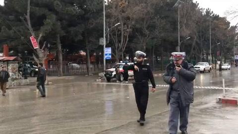 Más de 20 muertos en ataques a fuerzas gubernamentales afganas