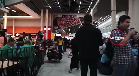 Aeropuertos no registran alteración de operaciones