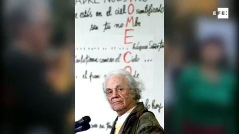 El poeta chileno Nicanor Parra fallece a los 103 años