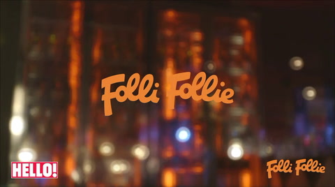 Folli Follie share their sparking new collection with HELLO!
