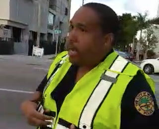 Miami Cop Arrested City Garbage Workers While They Were On the Job