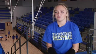 Athlete of the Week: Izzy Gibbany, Harrison