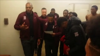 Penny Hardaway addresses Memphis East after win