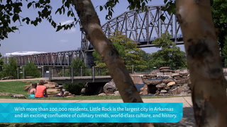 Little Rock: Urban Style & Natural Beauty