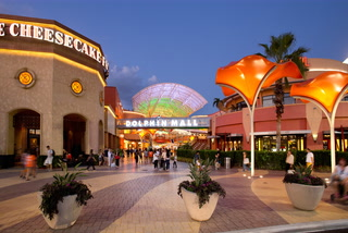 The Five Best Shopping Malls in Miami