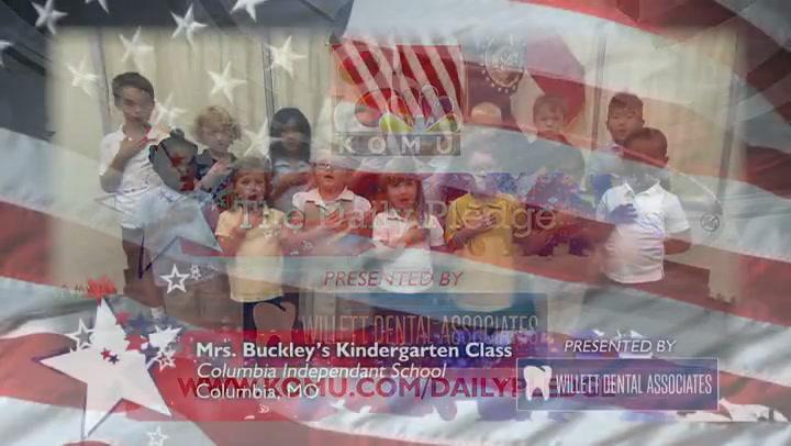 Columbia Independent School - Mrs. Buckley - Kindergarten