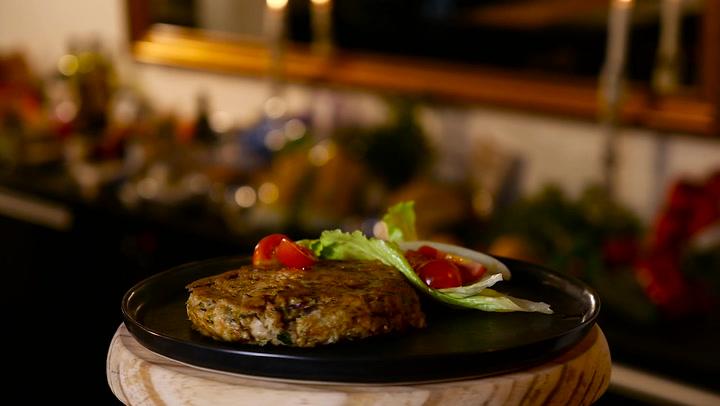 De atún y de pollo: dos formas de preparar hamburguesas \'light\' muy sabrosas