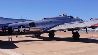 Flying with the Historic Madras Maiden B-17 Bomber