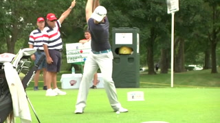VIDEO: Missouri native chases dream at Price Cutter Charity Championship