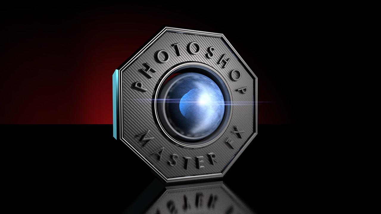 Master fx 3d logo design in adobe photoshop kelbyone introduction baditri Gallery