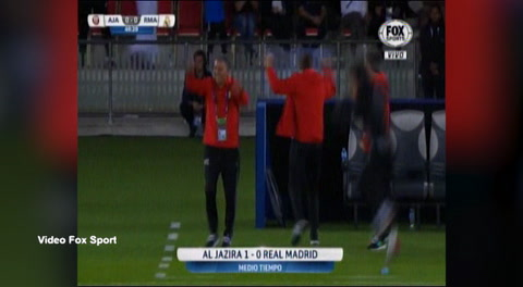 Al Jazira 1 - 2 Real Madrid