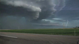 FSU Professor and students chase storms in the Great Plains