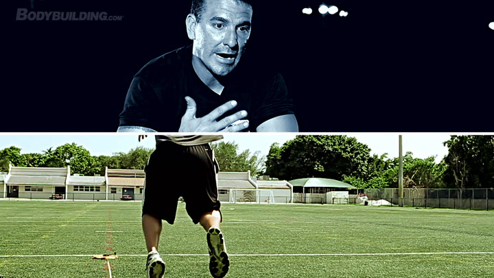 Broad Jump | NFL Combine Trainer