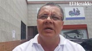 Transportistas esperan llegar a un acuerdo este día con el gobierno