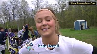 Katie Herrell on Overcoming Cold Weather