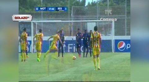 Motagua 0 - 1 Real España (Liga Nacional de Honduras)
