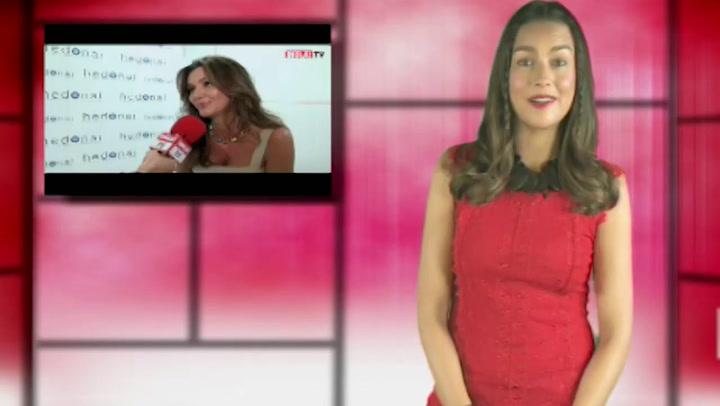 Hola News presentado por María Palacios 27/06/2013