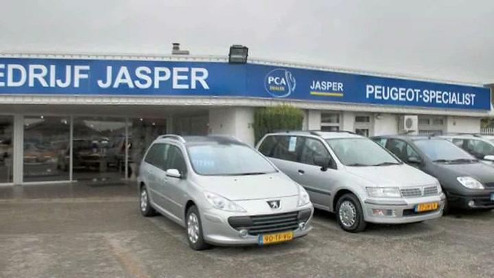 Jasper BV Autobedrijf Peugeot Agent - Video tour