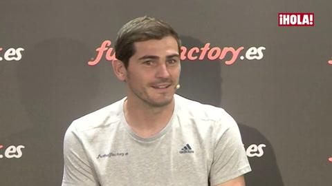 Iker Casillas habla de su nueva vida en Oporto