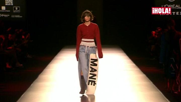 Fashion Week Madrid otoño-invierno 2016-2017: ManéMané
