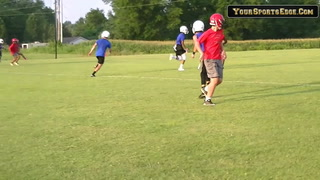 Todd County 7 on 7 Highlights at McCracken