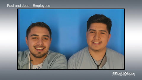 Paul and Jose - Employee