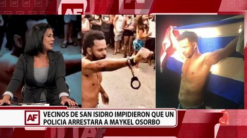 Conversamos con Maykel Osorbo tras revelarse el video de su arresto