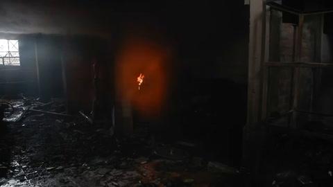 Seis muertos en Nicaragua en incendio causado por bomba molotov