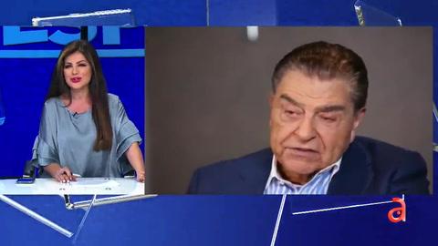 Entrevista exclusiva de Marian de la Fuente con el conocido presentador  Mario Kreutzberger, Don Francisco