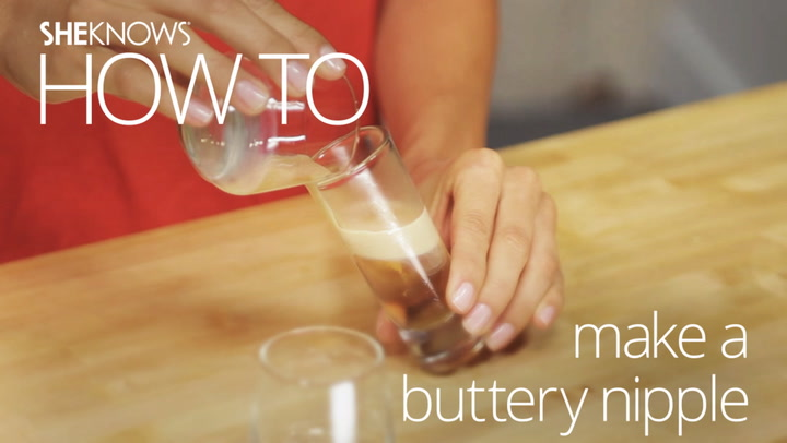How To Make Buttery Nipples 26