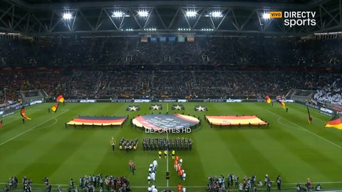 Alemania 1-1 España (Amistoso Internacional)