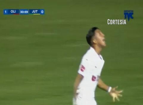Segundo Gol del Olimpia al Juticalpa (Liga Nacional 2017)