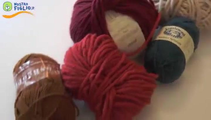 Punti base per il lavoro a maglia: il video tutorial
