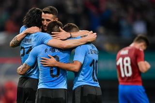 Uruguay vence 2-0 a República Checa en la China Cup