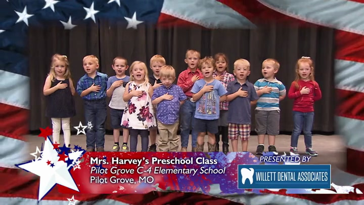 Pilot Grove Elementary - Mrs. Harvey - Preschool