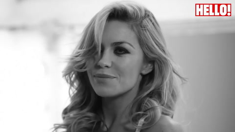 Behind the scenes: Abbey Clancy\'s latest collection for Ultimo