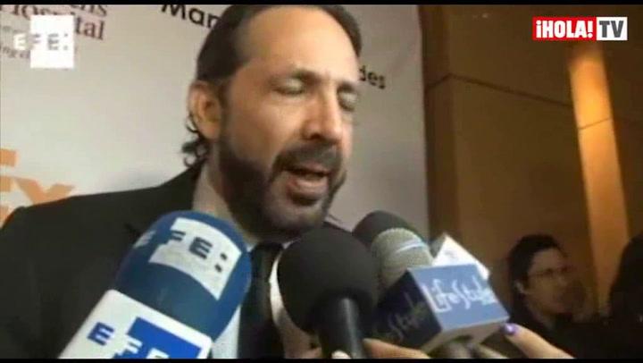 Juan Luis Guerra, David Bisbal y Juanes, juntos en una gala benéfica
