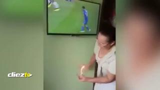 La señora de la vela, el amuleto detrás de la victoria de Brasil ante Costa Rica