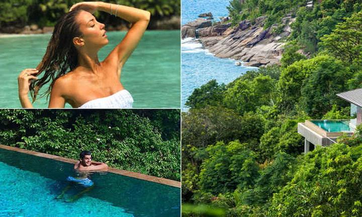 ¿Cuánto cuesta una noche en el paraíso? Así es el hotel donde Morata y Alice pasan su luna de miel