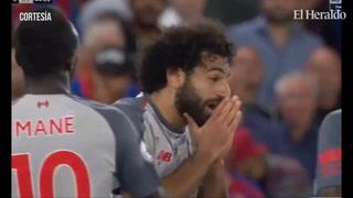 Salah no juega limpio, según medios internacionales