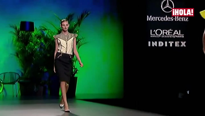 Fashion Week Madrid primavera-verano 2016: Maya Hansen