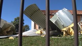 Calamità naturale: danni per dieci milioni