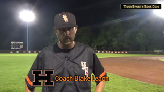 Leach Sees Good and Bad in Hoptown's District Loss