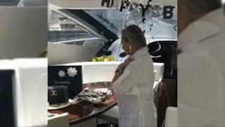 Maluma le celebra el cumpleaños a su mamá a lo grande