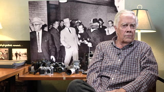 Bob Jackson Had His Eye on History